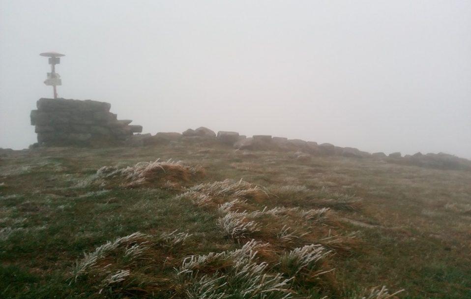 В Україні – перший сніг. ФОТО