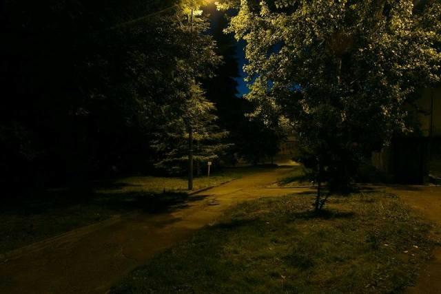 У Луцьку матір вночі покинула дітей у парку. ФОТО