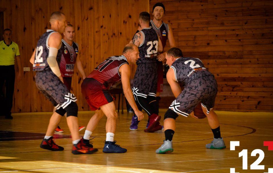 У Луцьку – міжнародний ветеранський турнір з баскетболу. ФОТОРЕПОРТАЖ