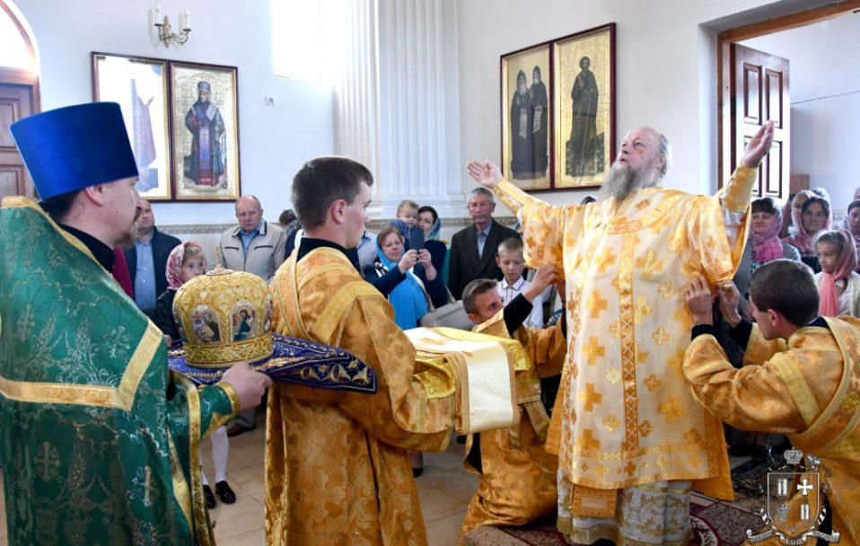 Як у селі біля Луцька відзначили річницю освячення храму. ФОТО