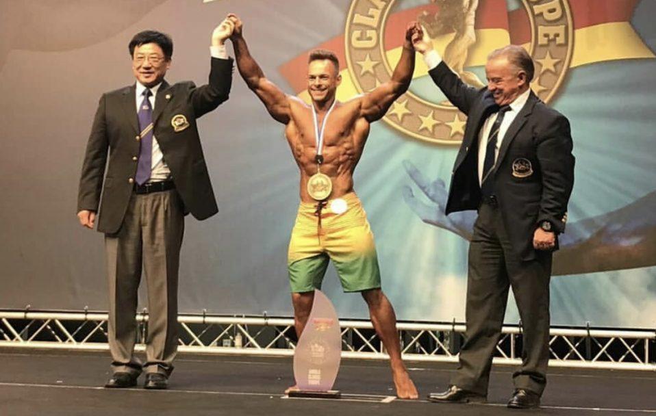 Лучанин став чемпіоном турніру, який заснував Арнольд Шварценеґґер. ФОТО