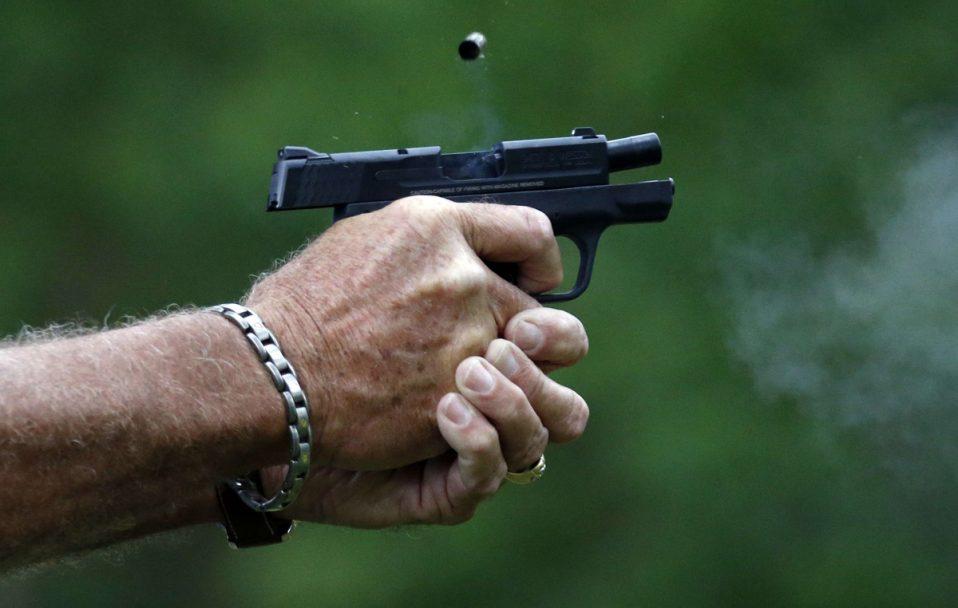 Стрілянина у селі на Волині за участю поліції: 4 людини у лікарні