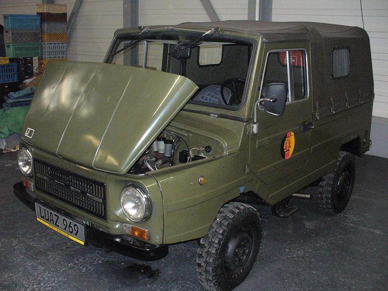Волинське авто виставили на аукціоні у США