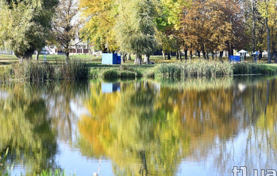 Опублікували дивовижні фото Теремнівських ставків