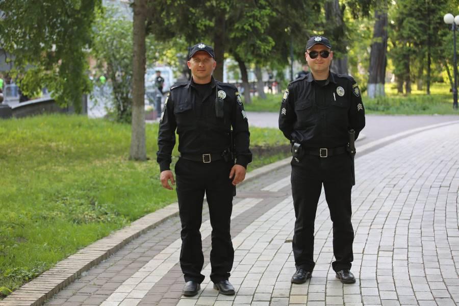 На вихідних волинська поліція працюватиме посилено