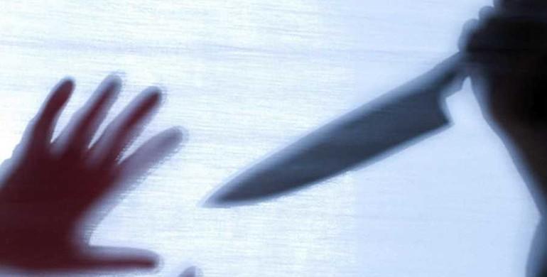 Волинянин поранив дружину ножем і вигнав її з дітьми на вулицю