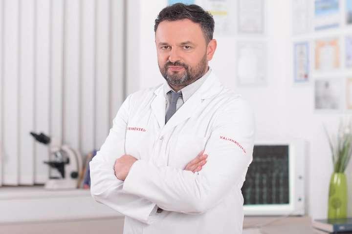 Пластичний хірург Валіхновський відправив службу у волинському храмі. ФОТО. ВІДЕО