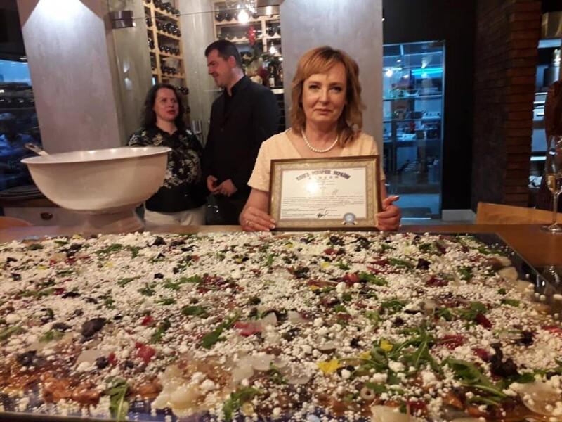 Луцький ресторан потрапив до Книги рекордів