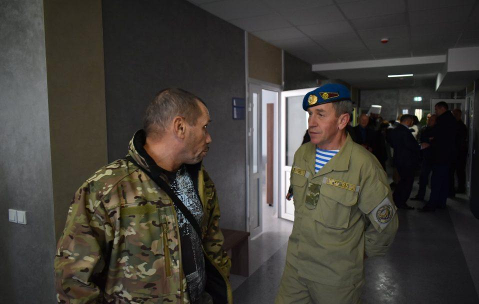У Луцьку запрацював новий сучасний центр реабілітації атовців. ФОТО