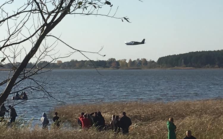 Три рятувальних човни, літак та більше п'яти плавзасобів: пошуки Олексія Веремійчика тривають