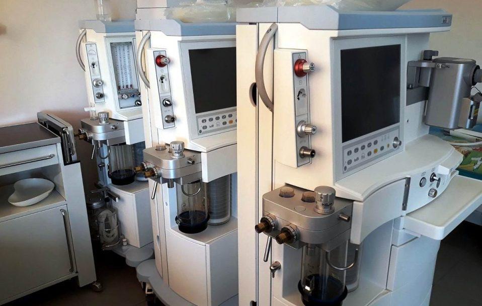 Німці подарували обладнання Волинській обласній дитячій лікарні. ФОТО