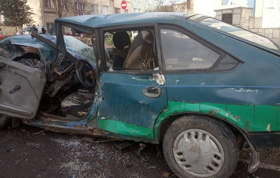 У ДТП на Горохівщині постраждали троє людей: водій у реанімації