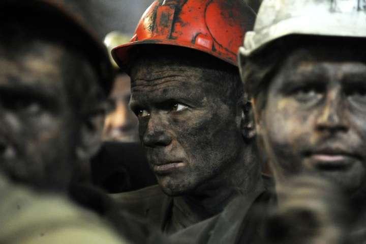 На Волині шахтарі отримали зарплату, на яку чекали кілька місяців