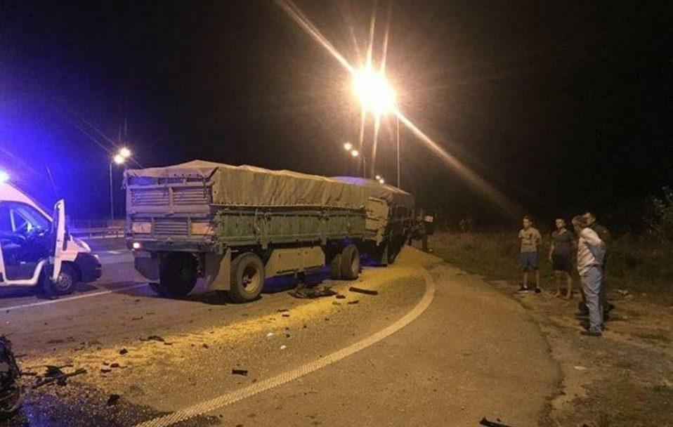 """У селі біля Луцька вантажівка """"МАЗ"""" збила чоловіка. Він загинув на місці"""