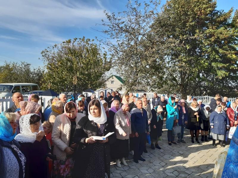 У селі біля Луцька відсвяткували престольний празник. ФОТО