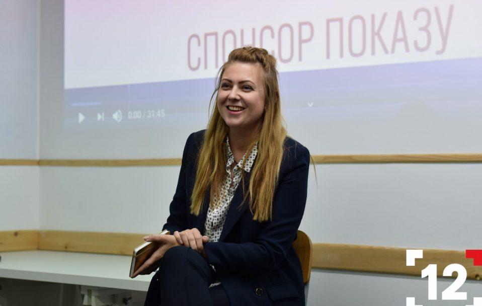«Ти завжди хочеш щось знати»: Катерина Дулапчій розповіла, як бути журналістом. ЦИТАТНИК