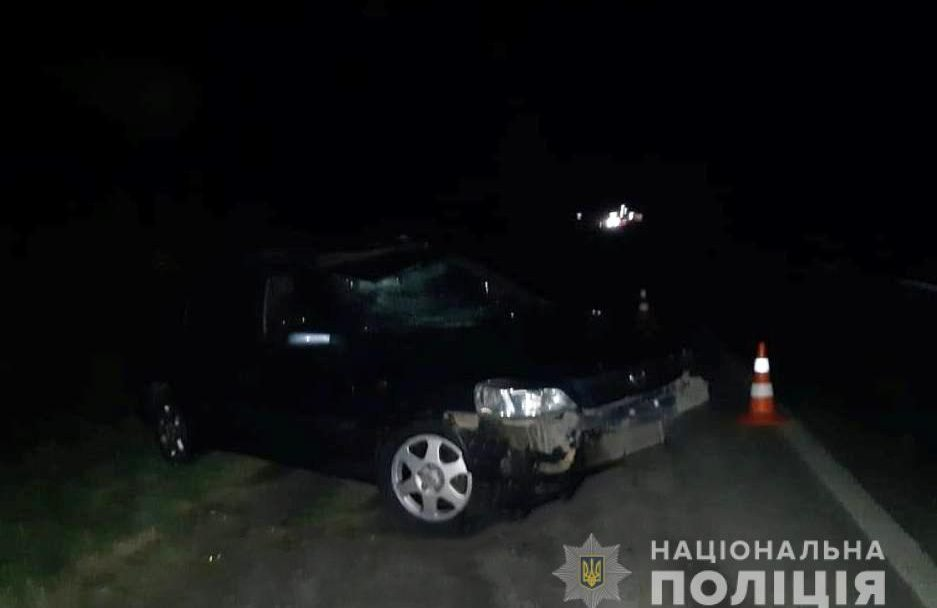 ДТП у Луцьку: п'яний водій  збив 17-річного хлопця