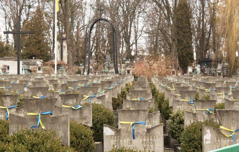 З кладовища у Ковелі покрали надгробні таблички