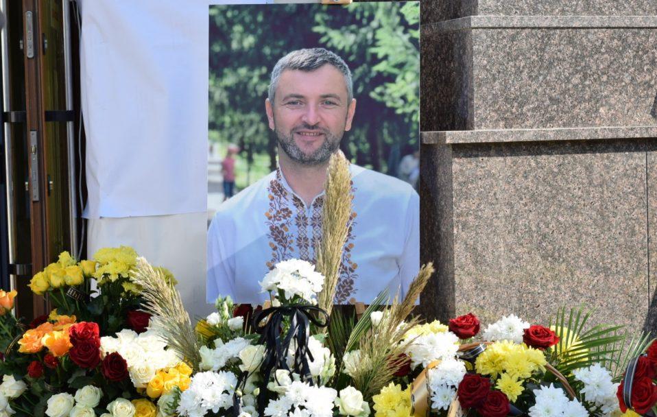 У пам'ять про Олексія Веремійчика у Луцьку організовують концерт-реквієм