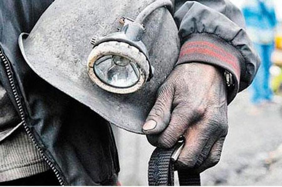 Нардеп Гузь вимагає віддати зарплату волинським шахтарям. ВІДЕО