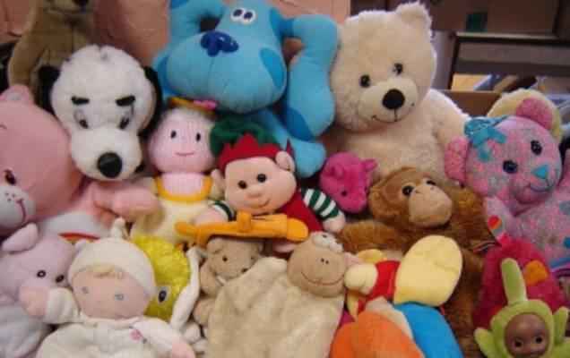 На Волині торгували небезпечними для дітей іграшками