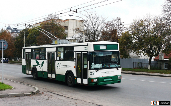 Як виглядають валідатори у луцьких тролейбусах. ФОТО