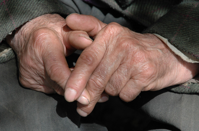 На Волині знайшли дідуся, який не пам'ятає свого імені і місця проживання. ФОТО