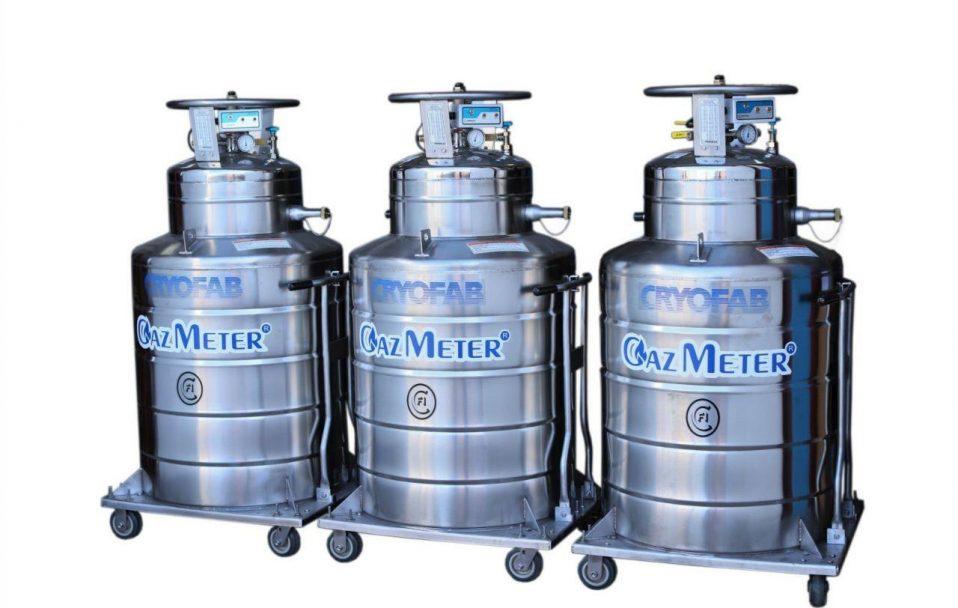 Луцька компанія GazMeter постачає гелій десяткам підприємств по всій території України*