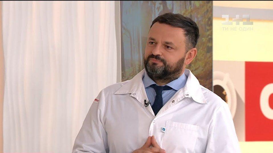 Хірург з Волині Валіхновський прооперував жінку з пухлиною на обличчі. ВІДЕО