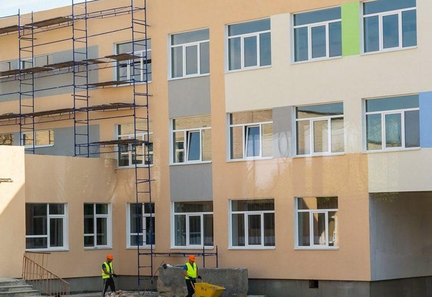 Волинську школу ремонтують за мільйон євро