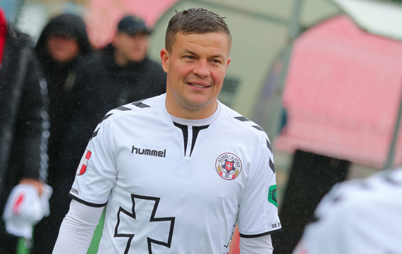 """Футболіст """"Волині"""" – найкращий гравець Першої ліги"""