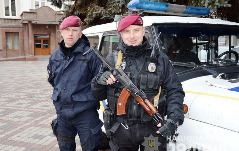 У Луцьку поліція посилить охорону правопорядку