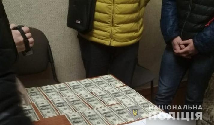 Двоє волинян шантажували фермера і вимагали 7 200 доларів