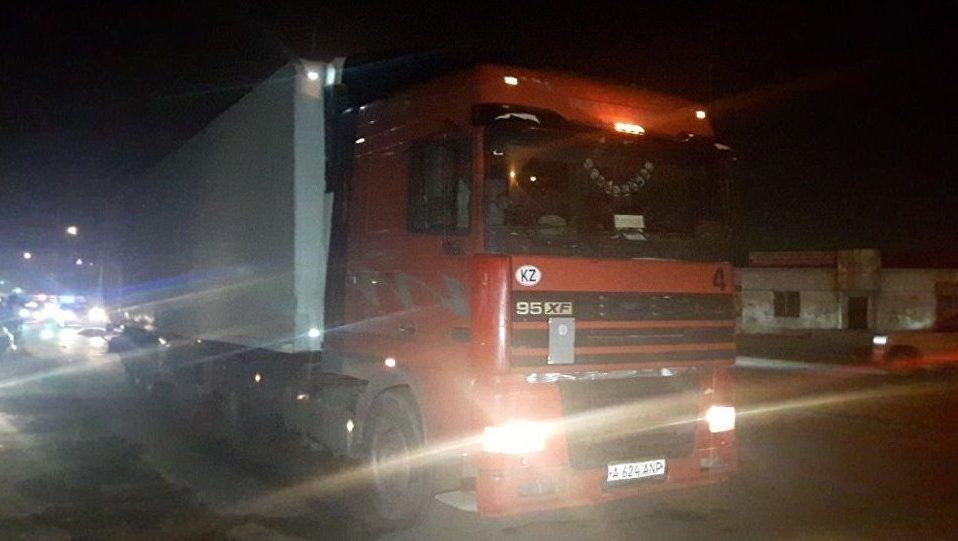 """У селі під Луцьком вантажівка """"Renault Magnum"""" збила чоловіка"""