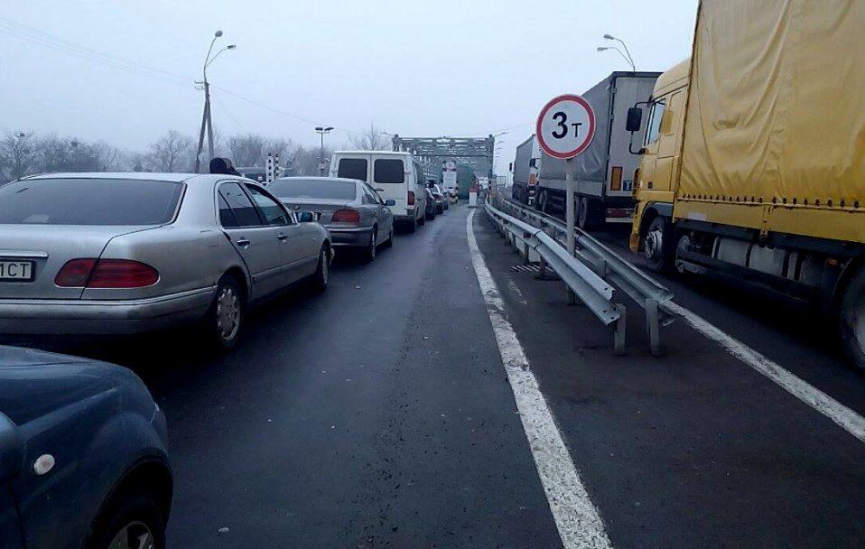 На кордоні з Польщею – черги