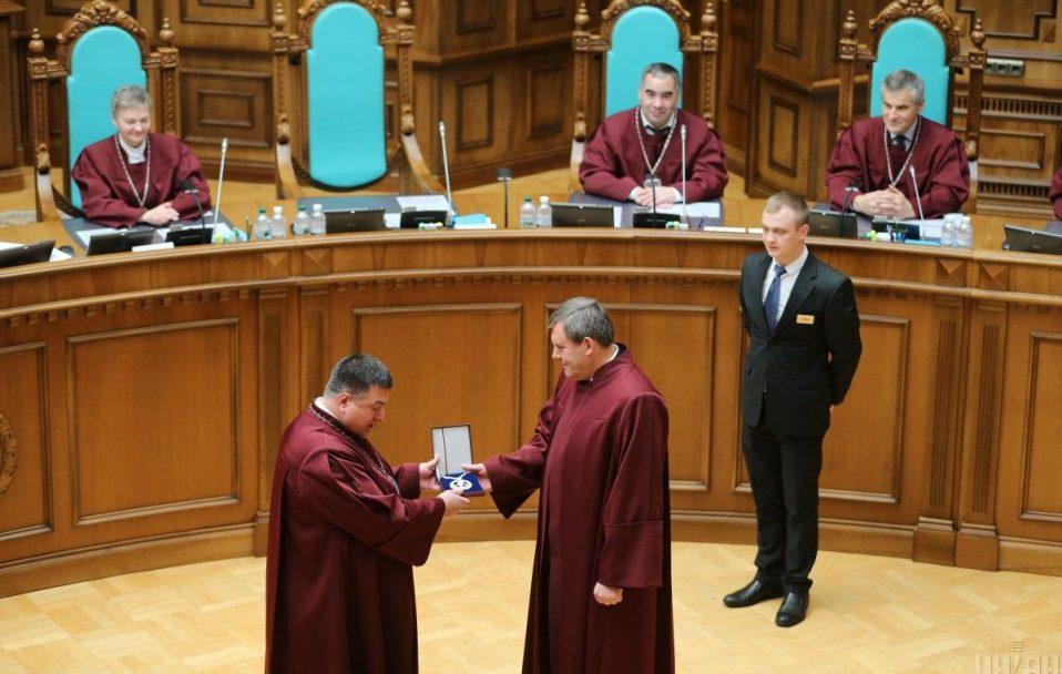 Новий суддя Конституційного Суду України з Волині склав присягу. ФОТО