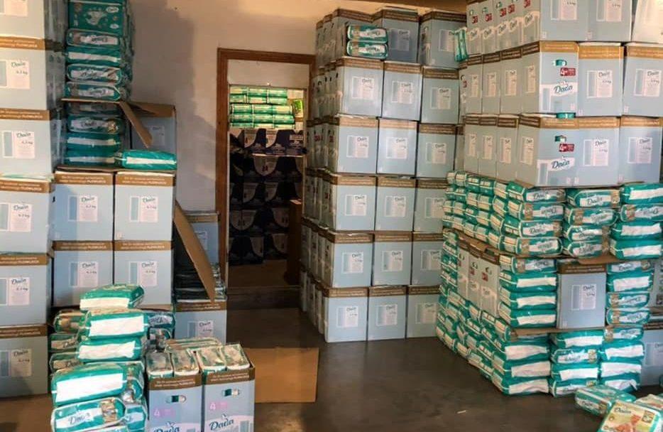 «Потрясли контрабандистів»: на Волині вилучили товарів на 7 мільйонів гривень