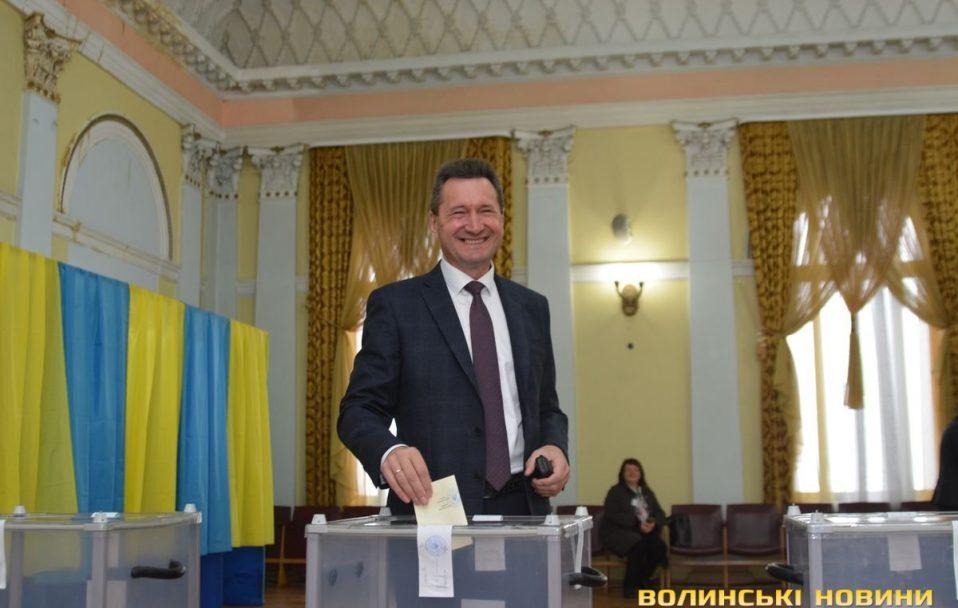 """""""Результати голосування свідчать про необхідність змін"""", – новий ректор СНУ Анатолій Цьось"""