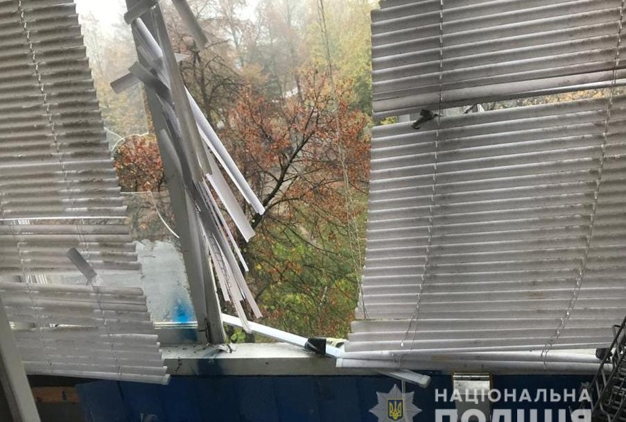 Стався вибух у луцькій багатоповерхівці: постраждав господар квартири