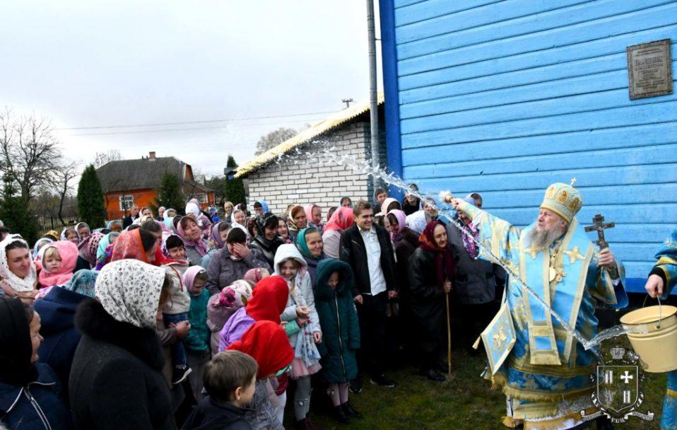 У селі на Волині відсвяткували 430-річчя храму. ФОТОРЕПОРТАЖ