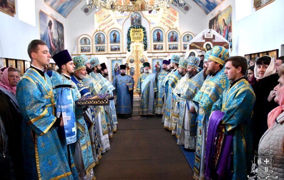 Під Луцьком освятили храм УПЦ. ФОТО