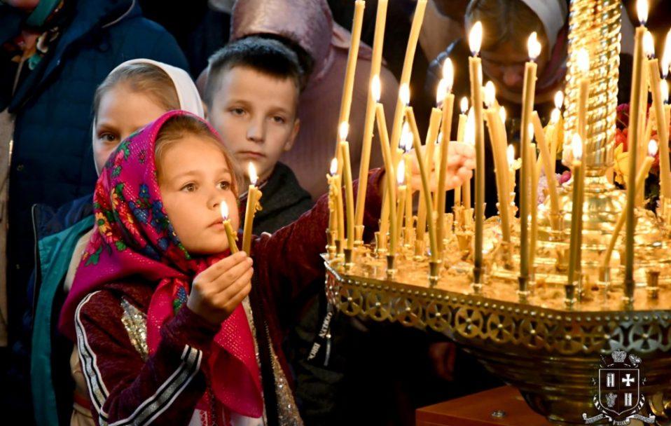 У селі на Волині відзначили престольне свято храму. ФОТО