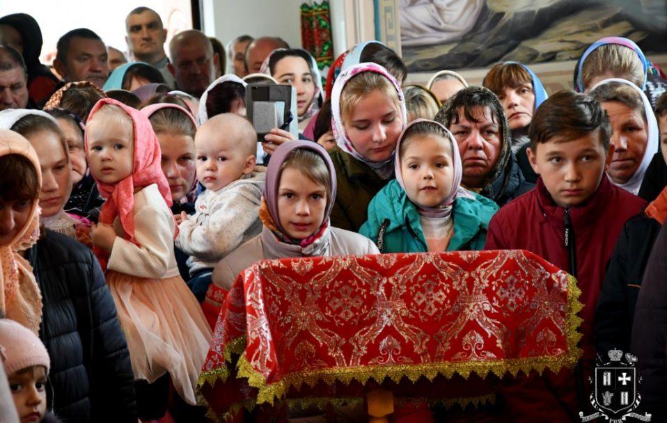 У селі на Волині відсвяткували 20-літній ювілей храму. ФОТО