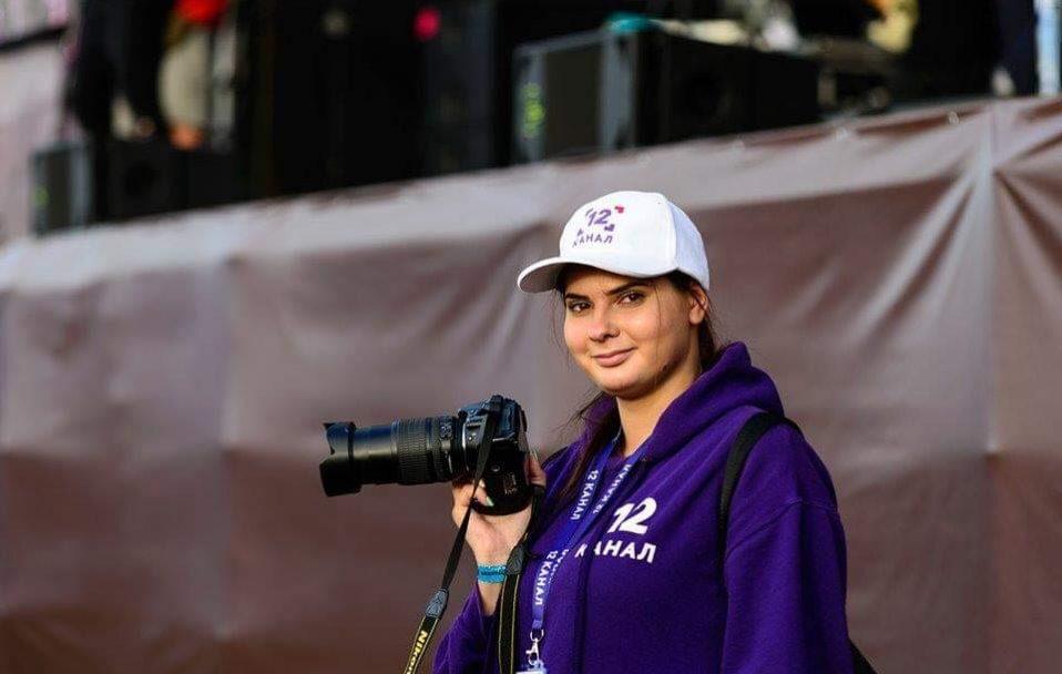 Фотографка 12 каналу виграла Всеукраїнський конкурс пам'яті Андрія Коника. ФОТО
