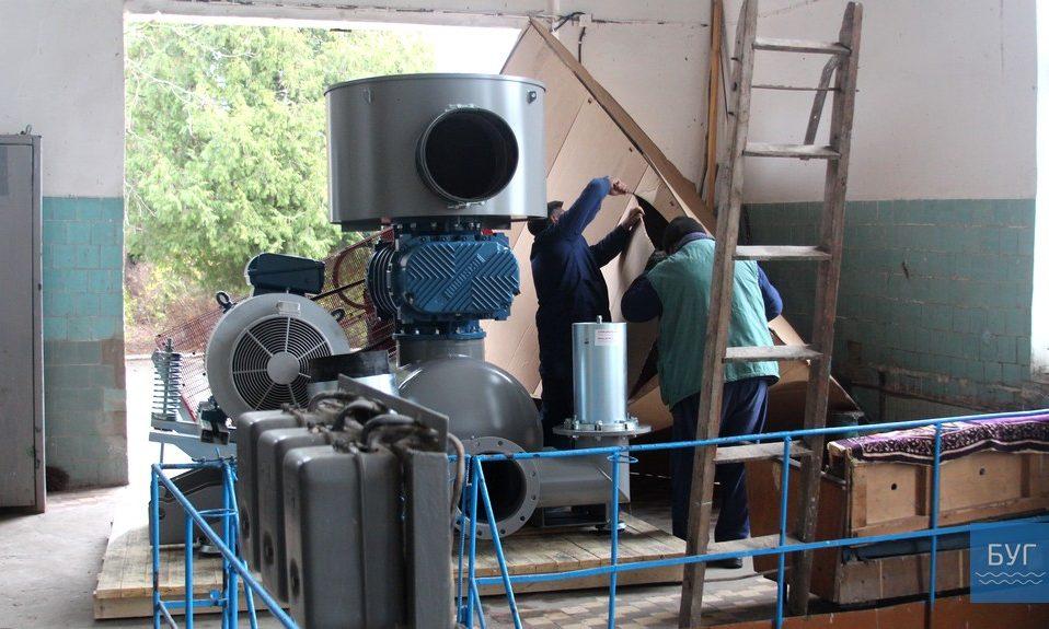 На очисних спорудах у Володимирі-Волинському встановлять дороге італійське обладнання. ФОТО