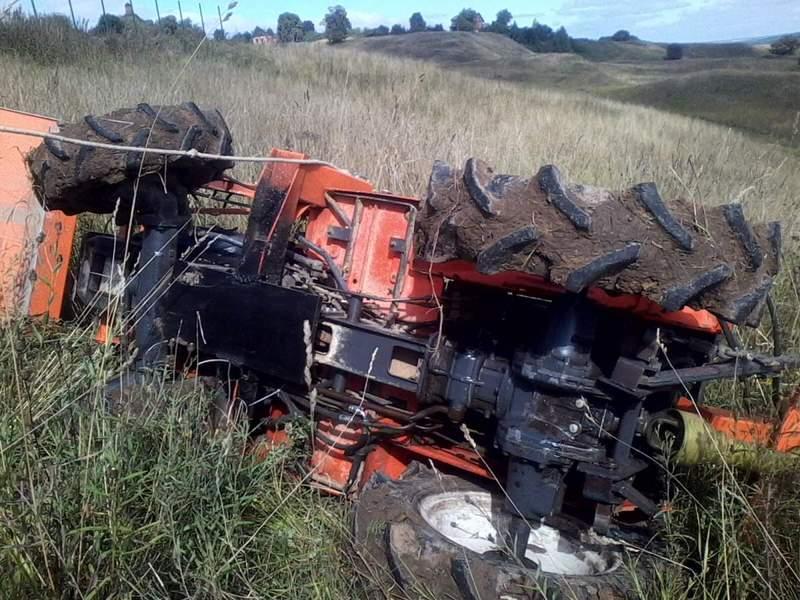 У селі біля Луцька загинув 32-річний тракторист