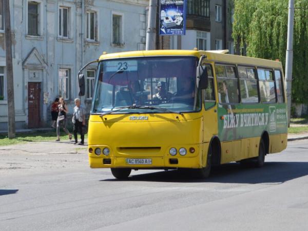 У Луцьку знайшли перевізників на два популярні маршрути