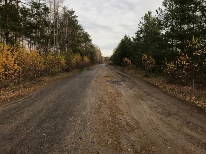 На Волині – скандал через нерозпочатий вчасно ремонт дороги. ФОТО