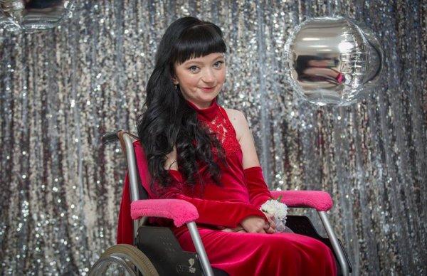 Волинянка – у фіналі конкурсу краси для дівчат з інвалідністю