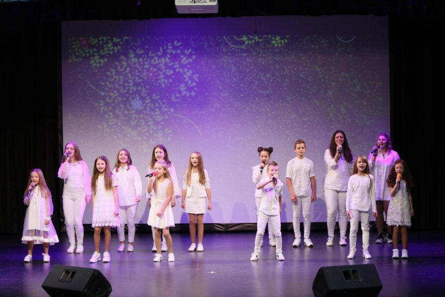 Луцький вокальний ансамбль переміг на всеукраїнському конкурсі. ФОТО